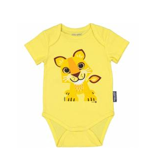 Lion short sleeved body