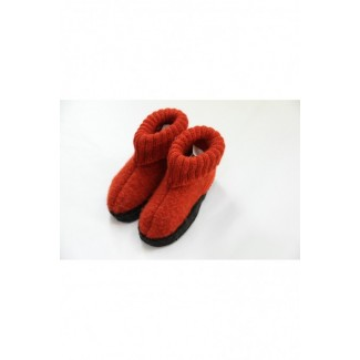 Kid's Wool & Latex Slippers