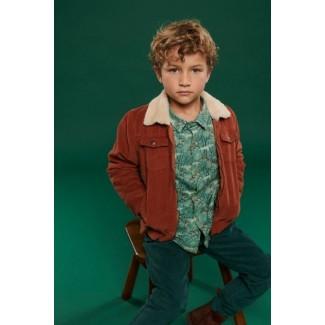 Green Lucas Shirt By...