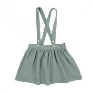 Green Chloe Skirt By...