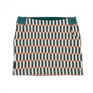 Grafic Pippa Skirt By...