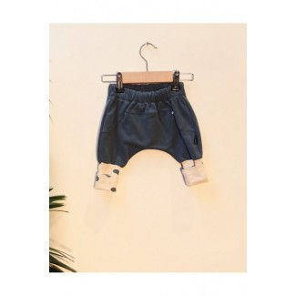 Petrol Baby Pants By L'Asticot