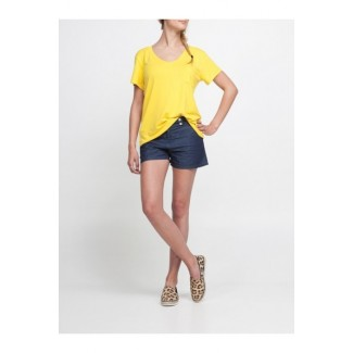 Yellow T-shirt By Miss Green
