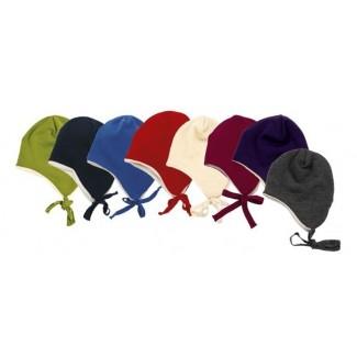 Navy Woolen Hat