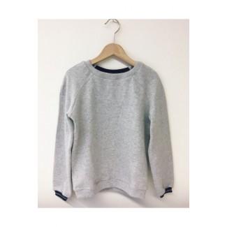 Grey Woolen Jumper By...