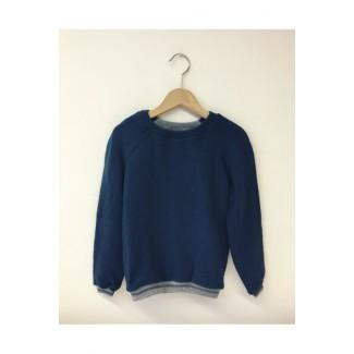 Blue Woolen Jumper By...