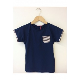 T-shirt With A Pocket By...