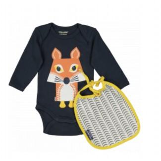 Fox Body and Bib Set By Coq...