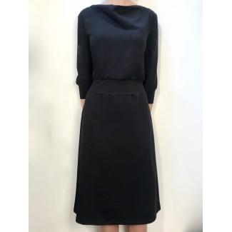 Black Muriel DRESS
