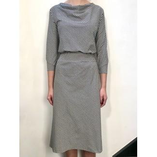Striped Muriel DRESS