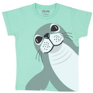 Seal T-Shirt by Coq En Pâte