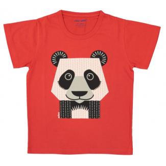 Panda T-Shirt By Coq En Pâte