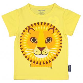 Lion T-Shirt By Coq En Pate