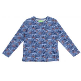 Blue Florian T-Shirt By...
