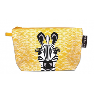 Zebra Pencil Case By Coq En...