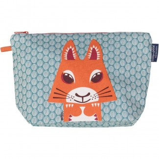 Squirrel Toilet Bag By Coq...