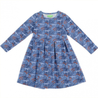Blue Anna Dress By Lily-Balou