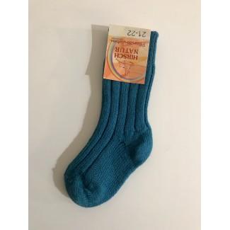 Blue Woolen Kid's Socks By...