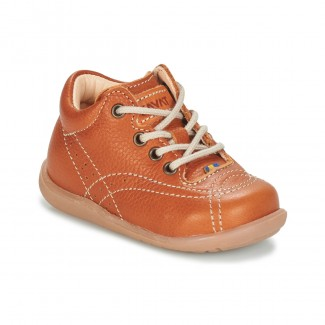 Light Brown Leather Shoes...