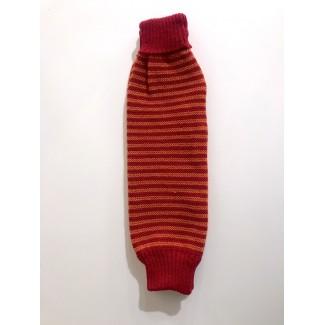 Striped Woolen Baby Leg...