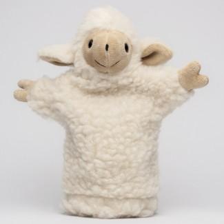 Woolen Hand Puppet By Saling