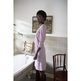 Striped Carole dress