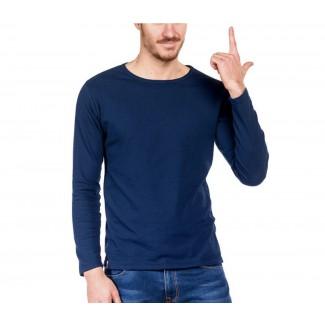 Navy Blue t-shirt long sleeves