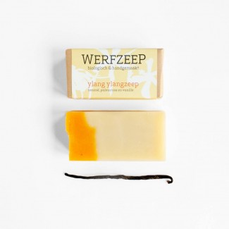 Ylang Ylang Soap By Werfzeep