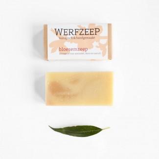 Bloosom Soap By Werfzeep