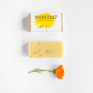 Calendula Soap By Werfzeep