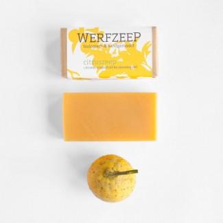 Citrus Soap By Werfzeep