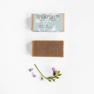 Comfrey Soap By Werfzeep