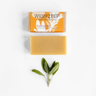 Honey Soap By Werfzeep