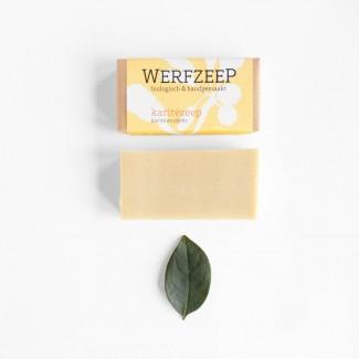 Shea Butter Soap By Werfzeep