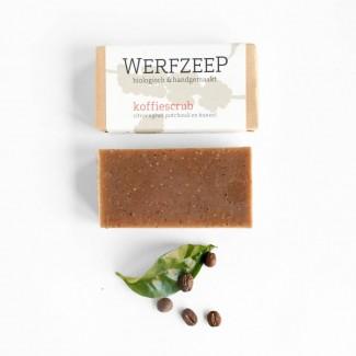 Coffee Scrub By Werfzeep