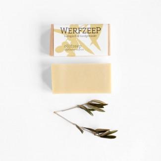 Olive Oil Soap By Werfzeep