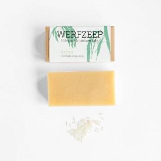Oryza Soap By Werfzeep