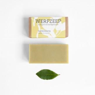 Ravensara Soap By Werfzeep
