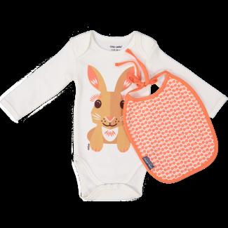 Rabbit Body and Bib Set By...