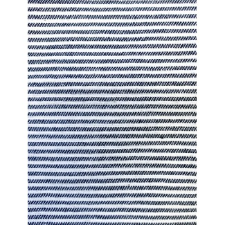 STRIPED 100% ORGANIC CANVAS