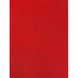 RED POPLIN FABRIC