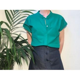 Green Salma Shirt